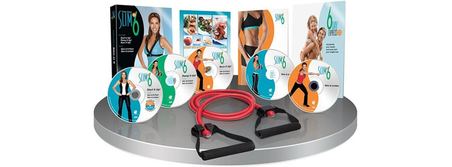 Slim in 6 Workout DVD Programme